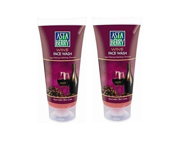 Astaberry Wine Face Wash