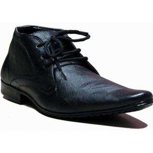 Black-Ankle-Length-Formal-Shoes