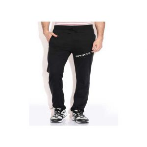 Black-Cotton-Trouser-Sports-Wear
