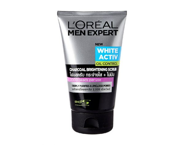 L'Oreal Paris Men Expert White Activ Charcoal