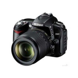 Nikon-Black-Camera_D90-DSLR