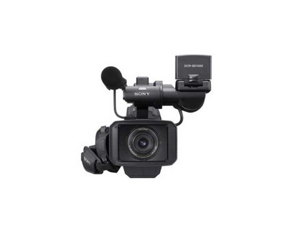 Professional-Video-Camera
