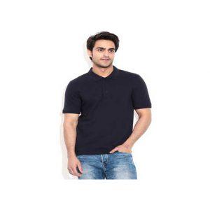 Puma-Navy-Cotton-T-Shirt