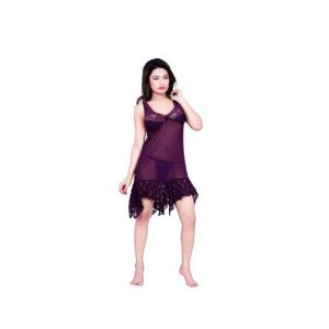 Silk-2-Piece-Lingerie-Set_Purple