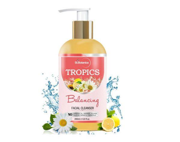 StBotanica Tropics Balancing Facial Cleanser